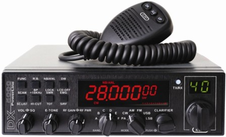 Radio CB K PO DX 5000