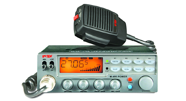 Radio CB Intek M 495