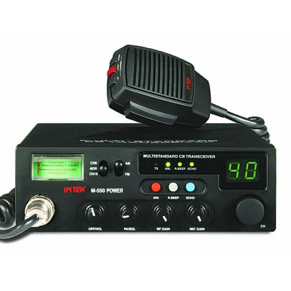 Radio CB Intek M 550 Power