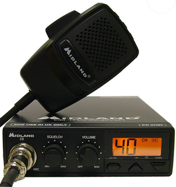 Radio CB Alan  38