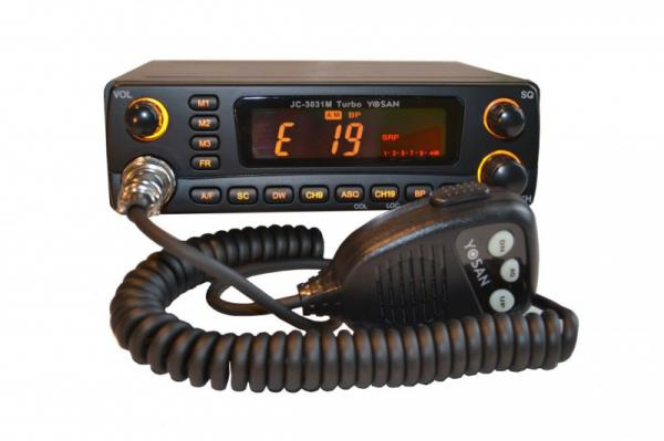 Radio CB Yosan MJ 3031 Turbo Multi